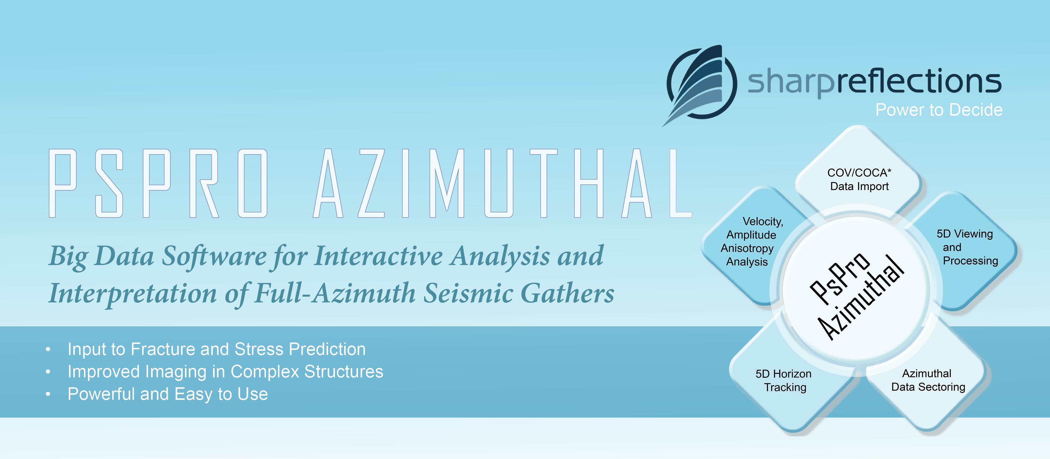 Download our new Azimuthal brochure | Sharp ReflectionsSharp